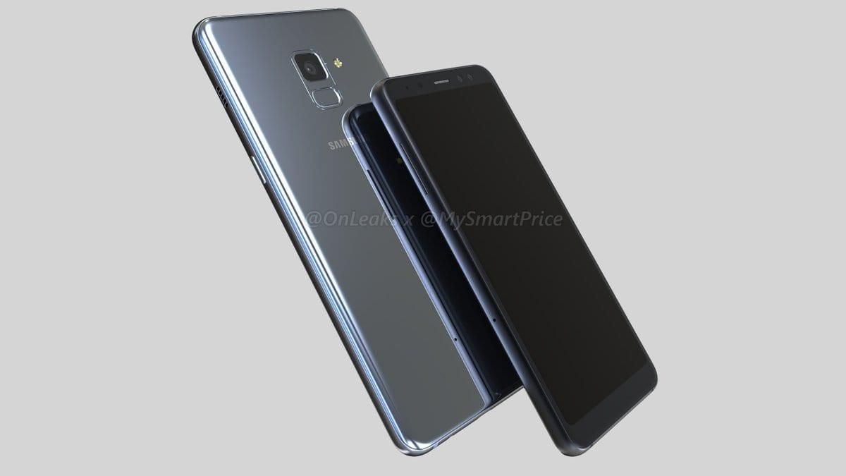 Galaxy A5 - A7 - 2018