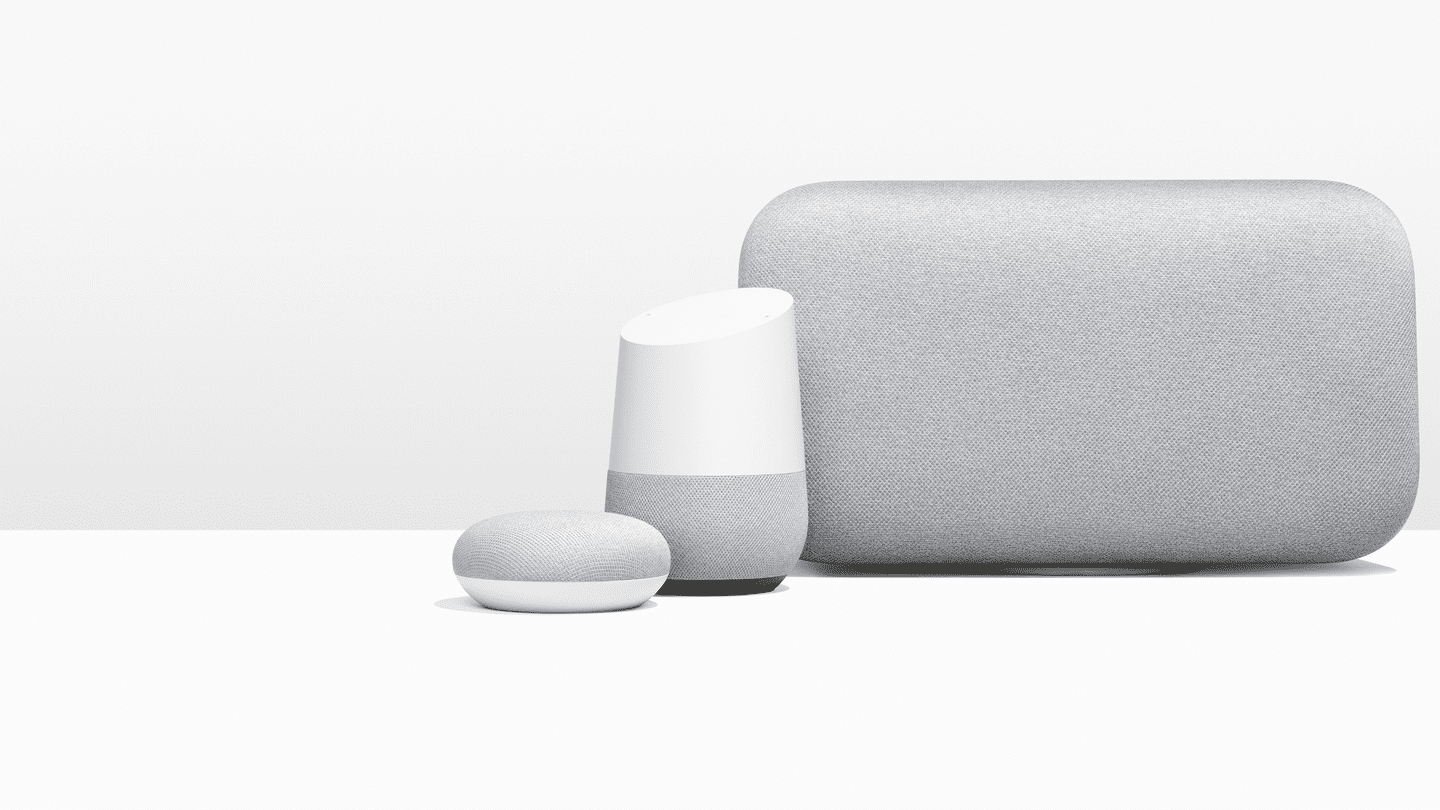 Google Home Mini - Max