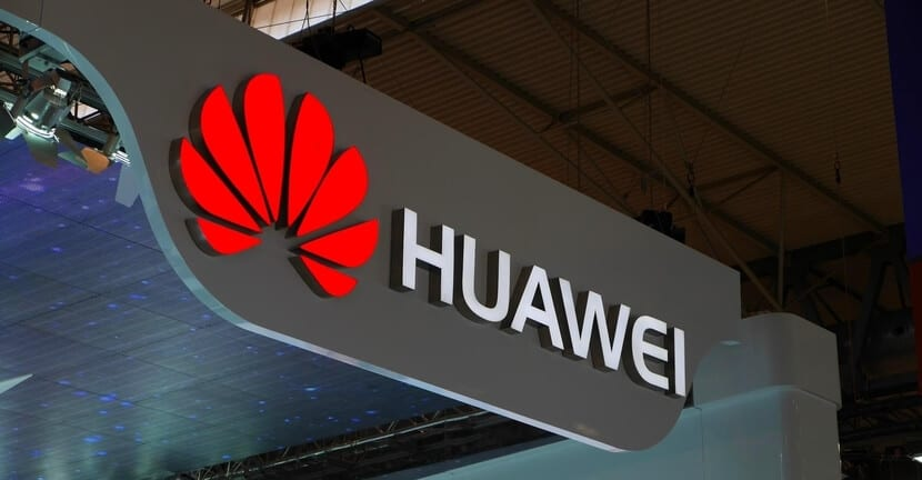 Logo de Huawei