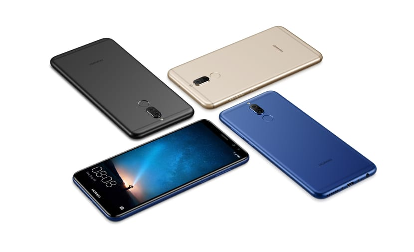 Colores Huawei Mate 10 Lite