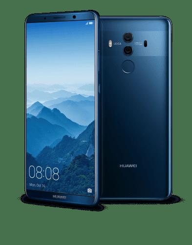 Huawei Mate 10 Pro llegará a Estados Unidos