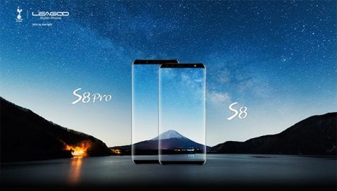 Consigue un 50% de descuento en la preventa de los LEAGOO S8 y LEAGOO S8 Pro