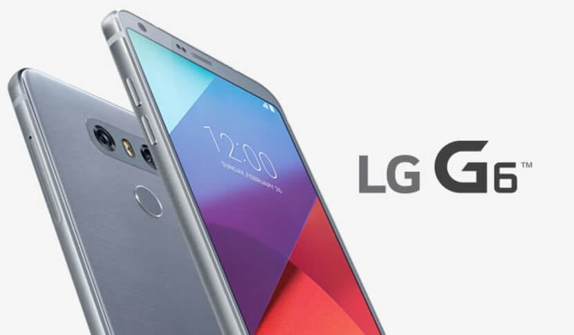 LG G6 smartphone LG
