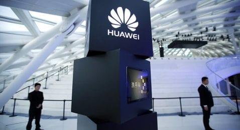 Huawei Logo Oficial