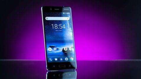 Nokia 8 gama alta