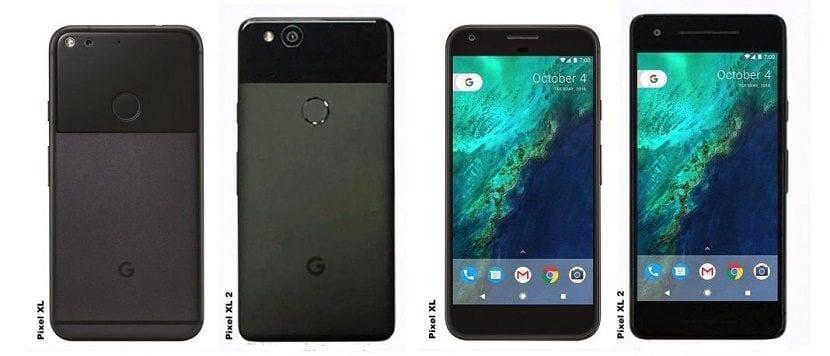 Pixel XL vs Pixel 2 XL