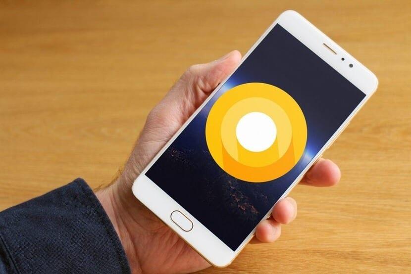 Actualización Android Oreo