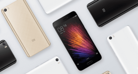 Xiaomi teléfonos