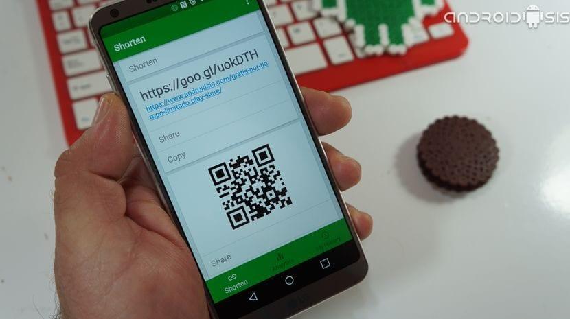 La mejor aplicación para acortar URL desde Android