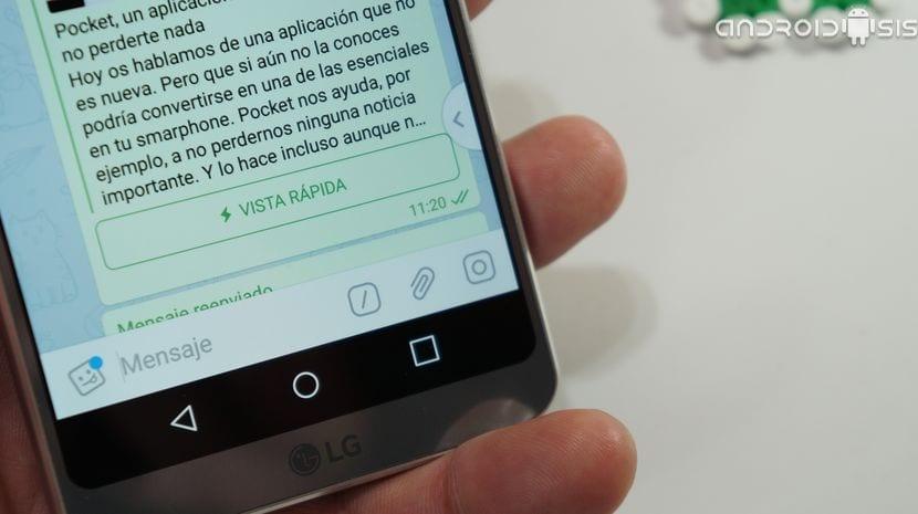 Cómo adaptar artículos a la vista rápida de Telegram en sólo 2 segundos