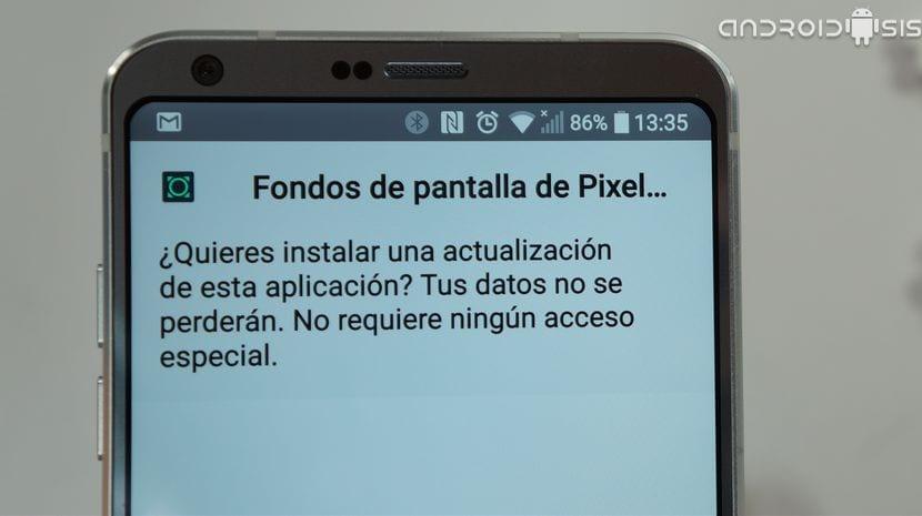 [APK] Cómo instalar los fondos de pantalla animados de los Pixel 2