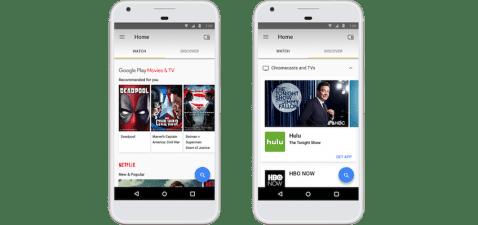La app de Google Home se actualiza con nueva interfaz y un modo oscuro