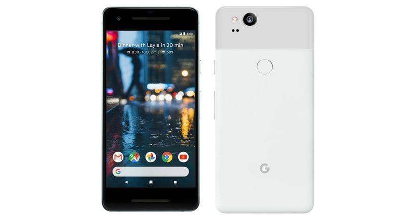 Google Pixel 2 Oficial