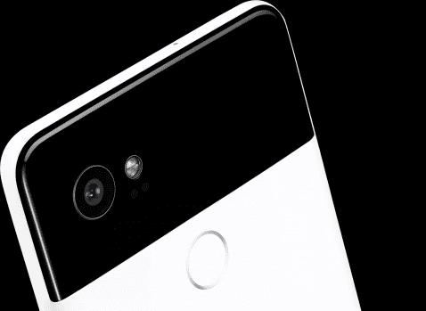 Cámara del Google Pixel 2