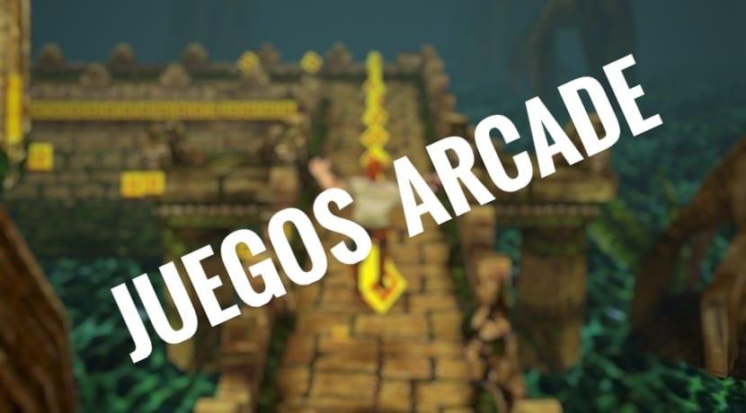 Los mejores juegos arcade