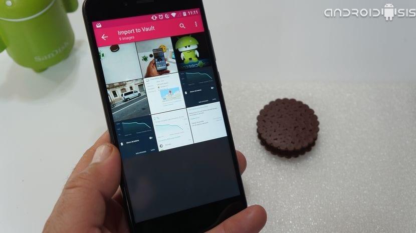 La mejor app para ocultar archivos en Android