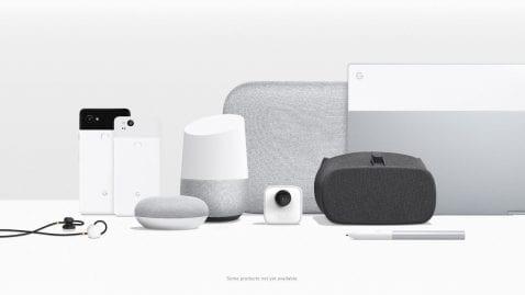 Productos Google 2017