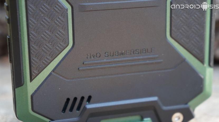 Review y pruebas de resistencia del Oukitel K10000 MAX