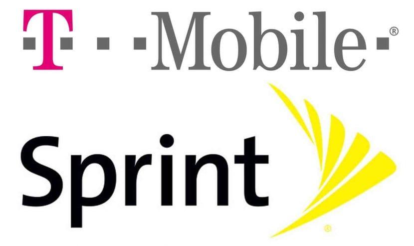 Logos de Sprint y T-Mobile
