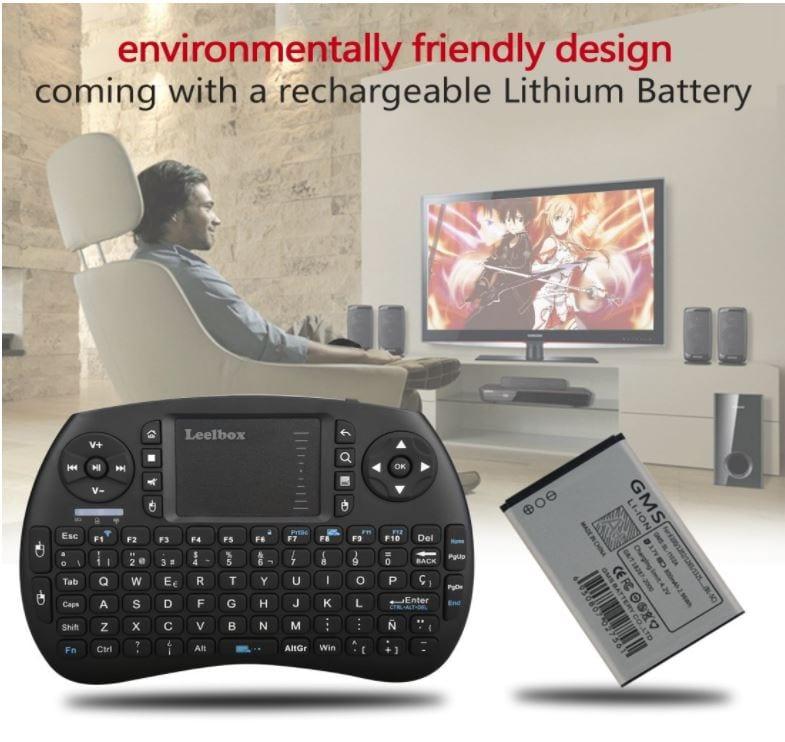 Mini teclado Bluetooth de oferta