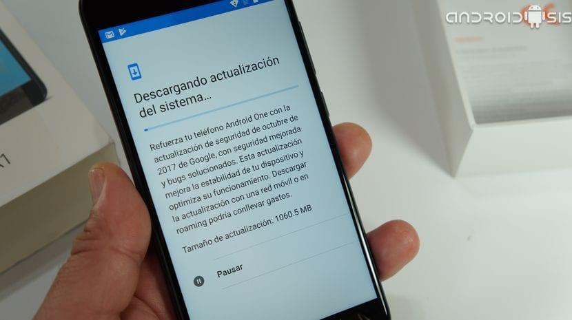 Unboxing y primeras impresiones del Xiaomi Mi A1