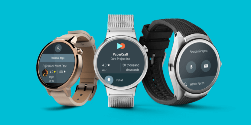 Actualización Android™ Wear 2.6.