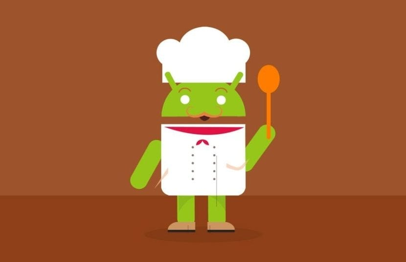 Android recetas