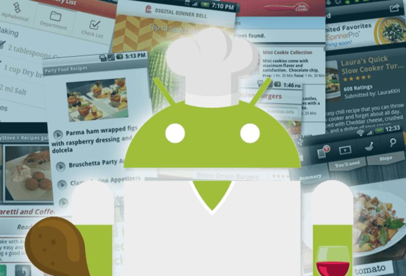 Recetas para Android