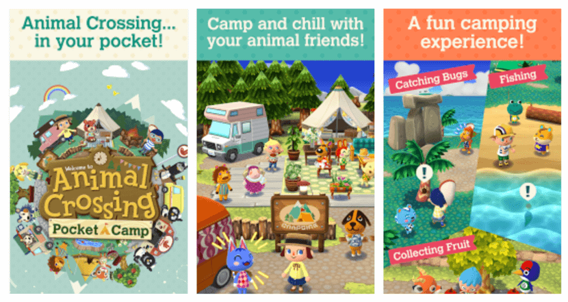 Animal Crossing Nintendo Android