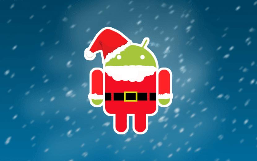 Aplicaciones Navidad Android