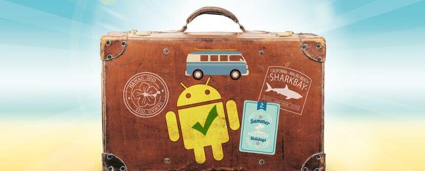 Aplicaciones viajar Android