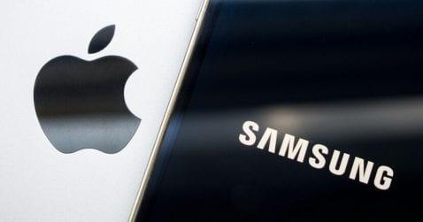Guerra entre Apple y Samsung