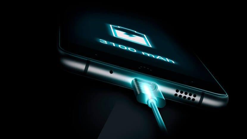 Batería teléfono Android