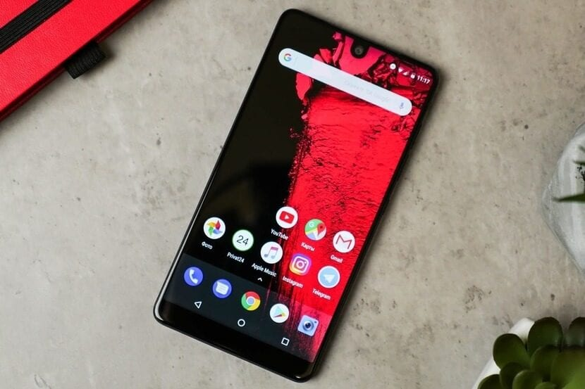 El Essential Phone ha logrado vender 50.000 copias