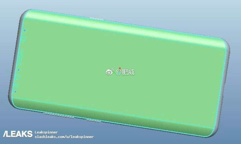 Diseño pantalla S9