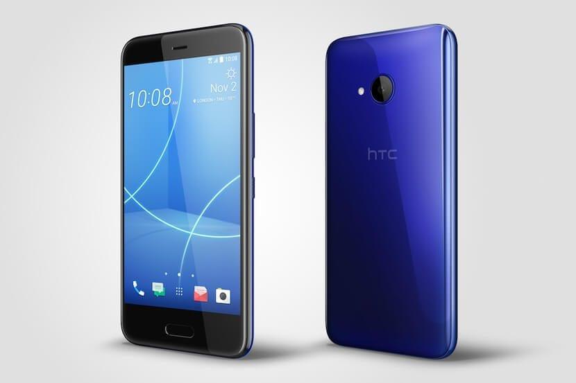 Imagen Oficial HTC U11 Life