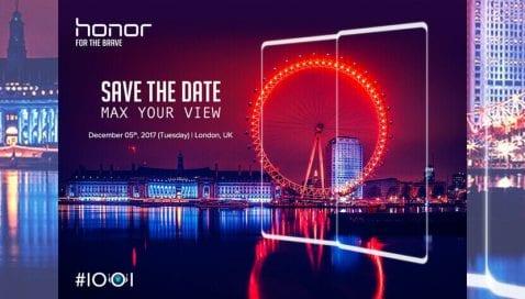 Presentación Honor V10