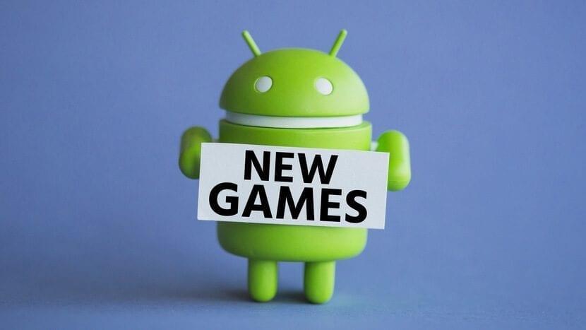 Nuevos juegos Android