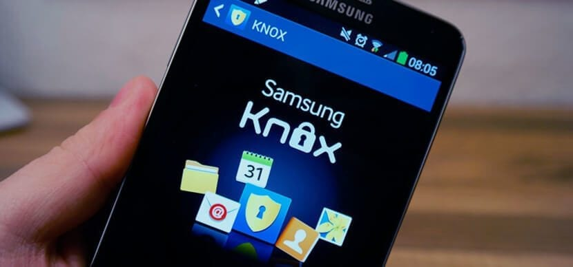 My Knox Samsung