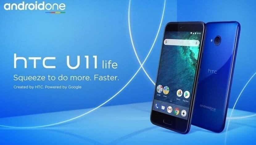 Precio y lanzamiento HTC U11 Life