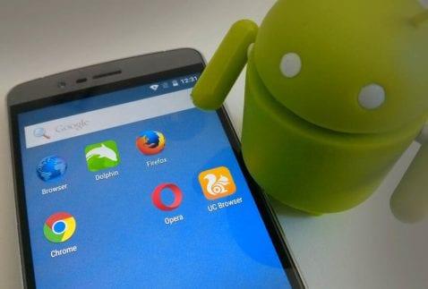 Navegadores para Android