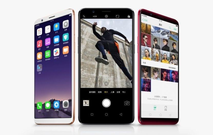 Los nuevos smartphones OPPO R11S y R11S Plus