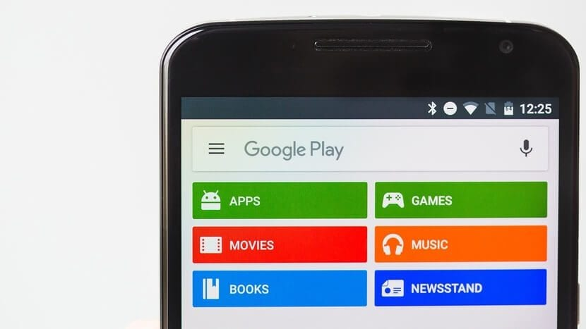 Tienda aplicaciones Google