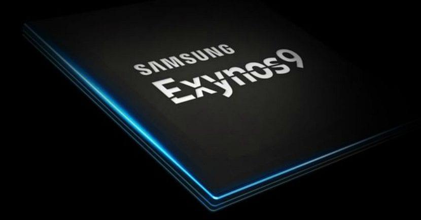 Samsung Galaxy S9 Exynos 9810