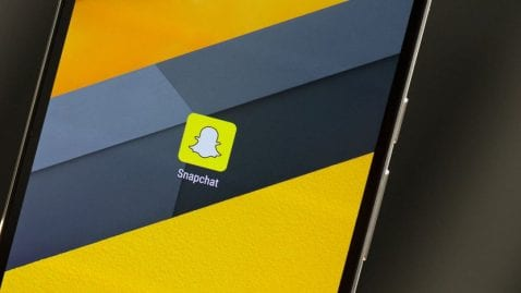 Snapchat rediseño Android