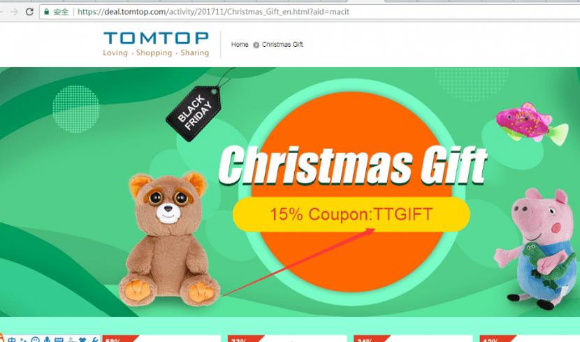 Promociones TomTop