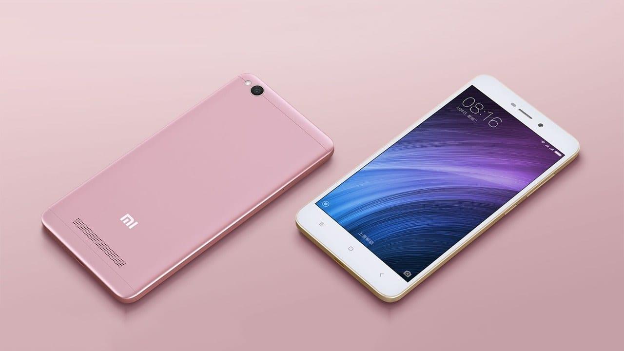 El Xiaomi Redmi 5A posee un acabado de lujo