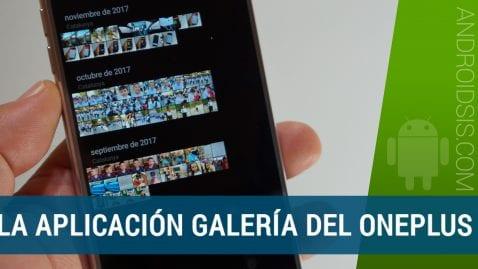 [APK] Descargar e instalar la galería de fotos del Oneplus sin ROOT