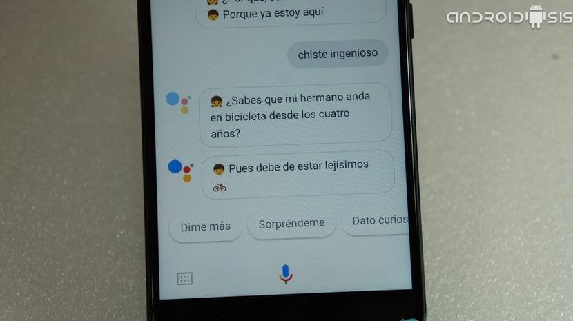El asistente de Google ya habla en Español de España