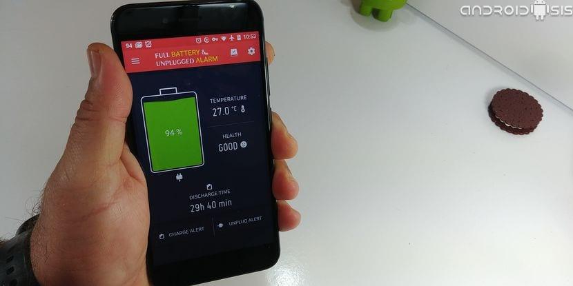 Consejos para cuidar la batería de tu Android más una app espectacular